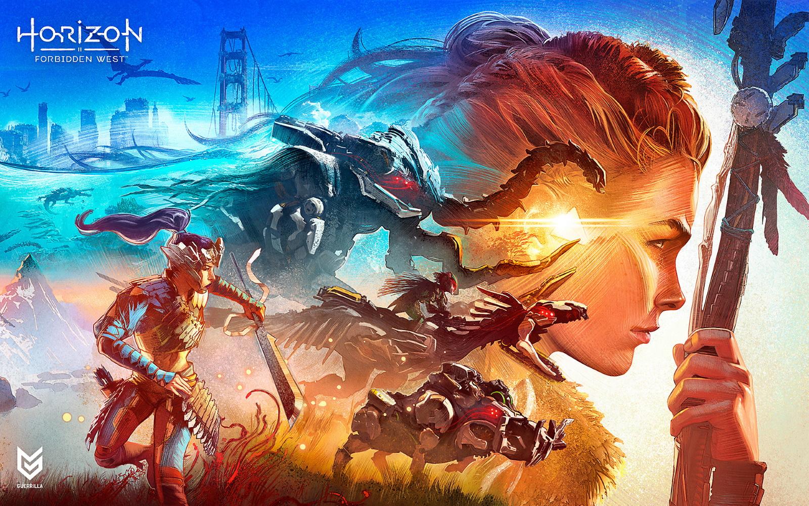 Horizon Devs Reveal Sequel Will Release In 2021