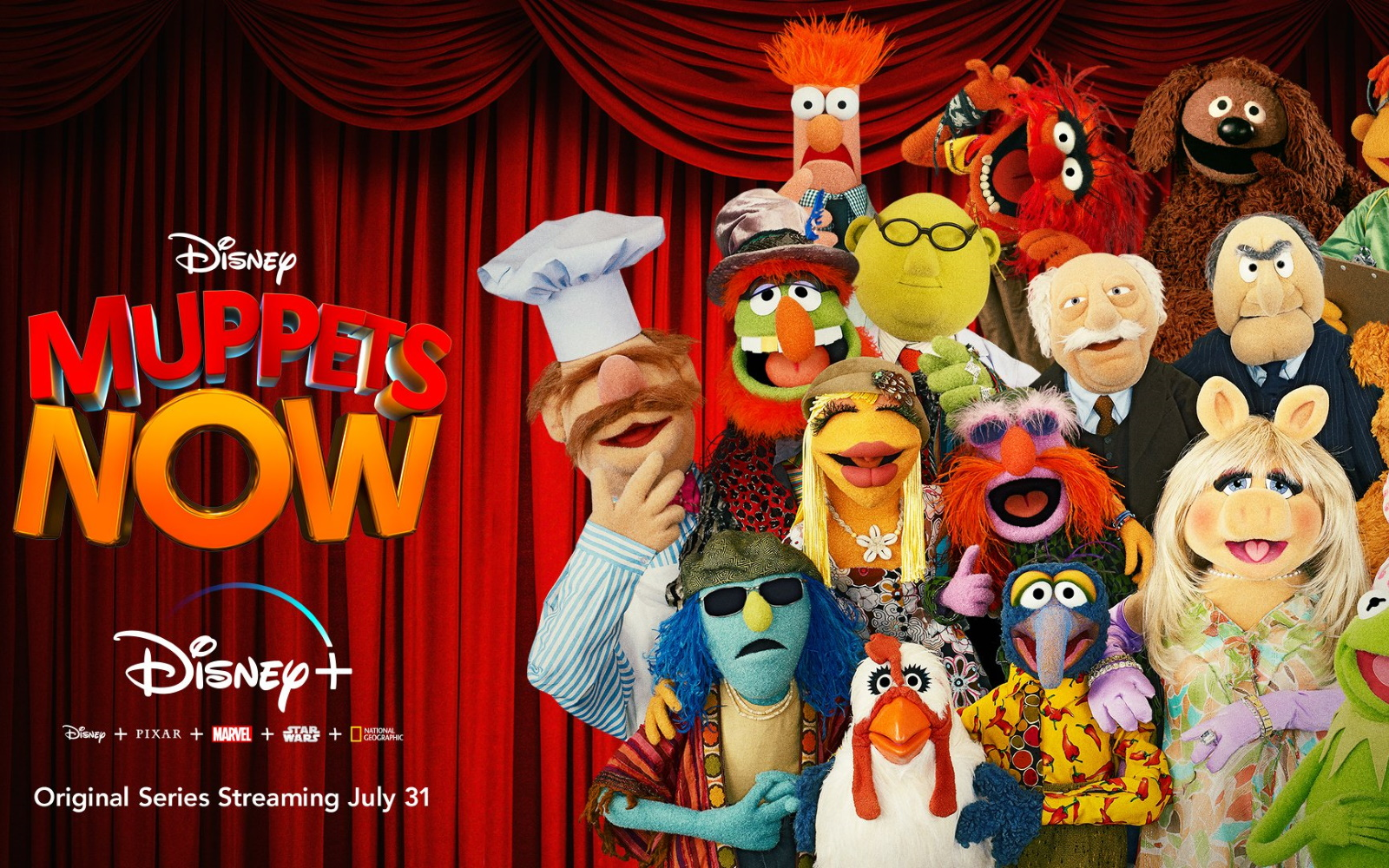 Muppets Now Coming To Disney+ In July