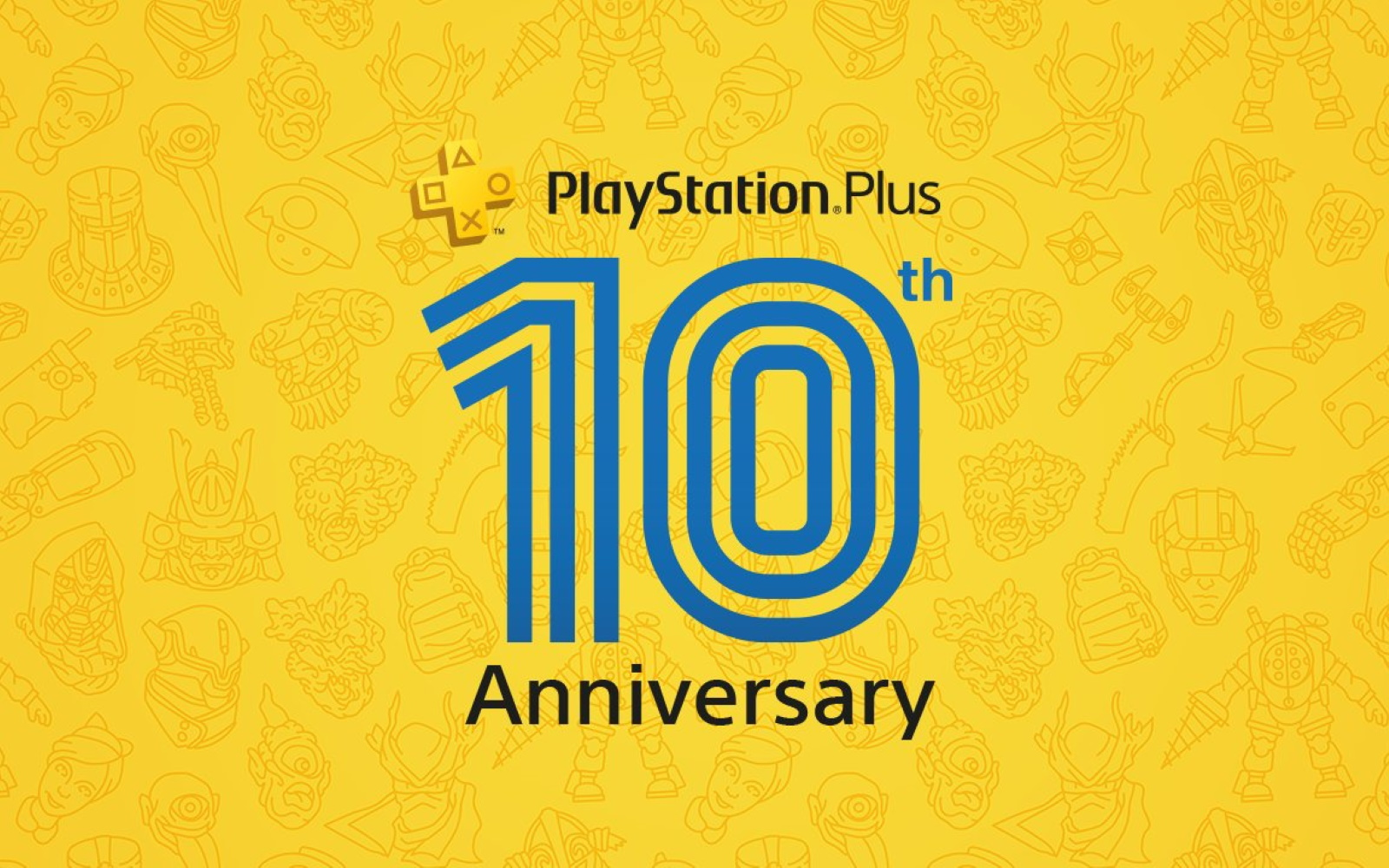PlayStation Celebrates 10 Year Anniversary & Announce July PS Plus Titles