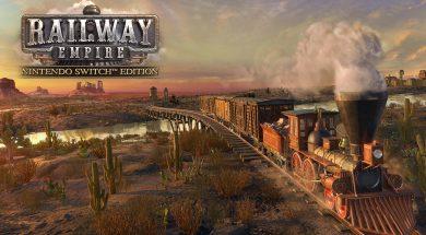 Railway Empire – Nintendo Switch Edition