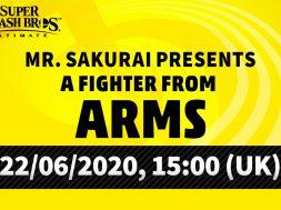 Super Smash Bros ARMS