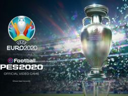 eFootball PES 2020 Euro 2020 Header