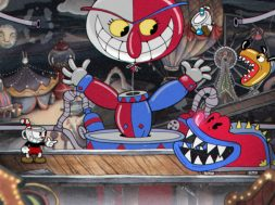 Cuphead PS4 Header