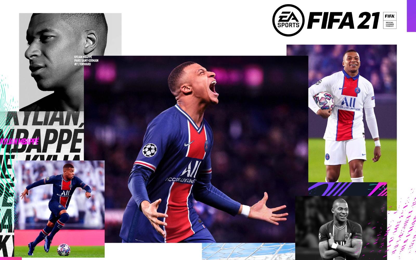 FIFA 21 Cover Star & Artwork Revealed