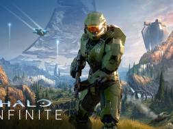 Halo Infinite Header