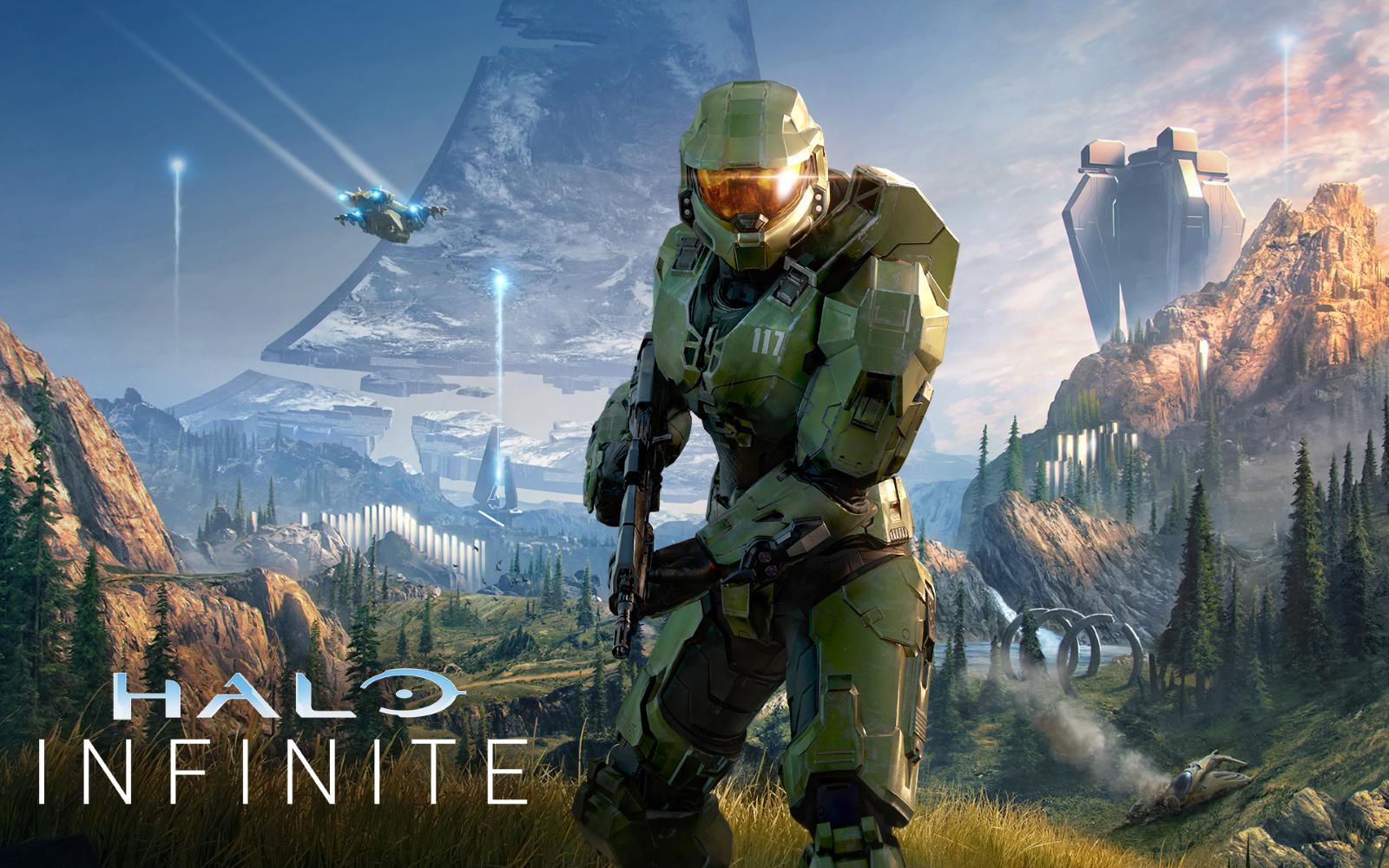 Halo Infinite Gameplay Revealed