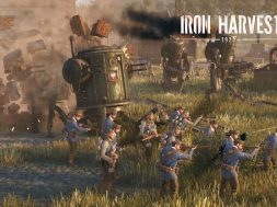 Iron Harvest 1920 Header