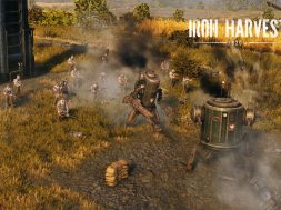 Iron Harvest 1920 Header beta