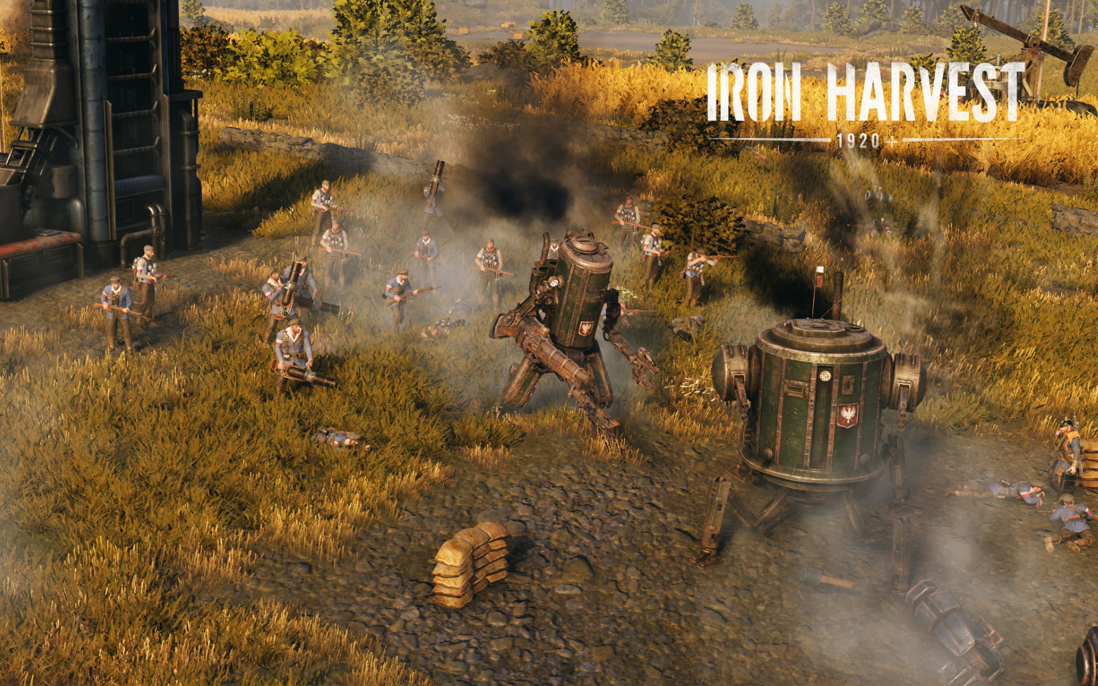 Iron Harvest 1920+ Open Beta Date Announced