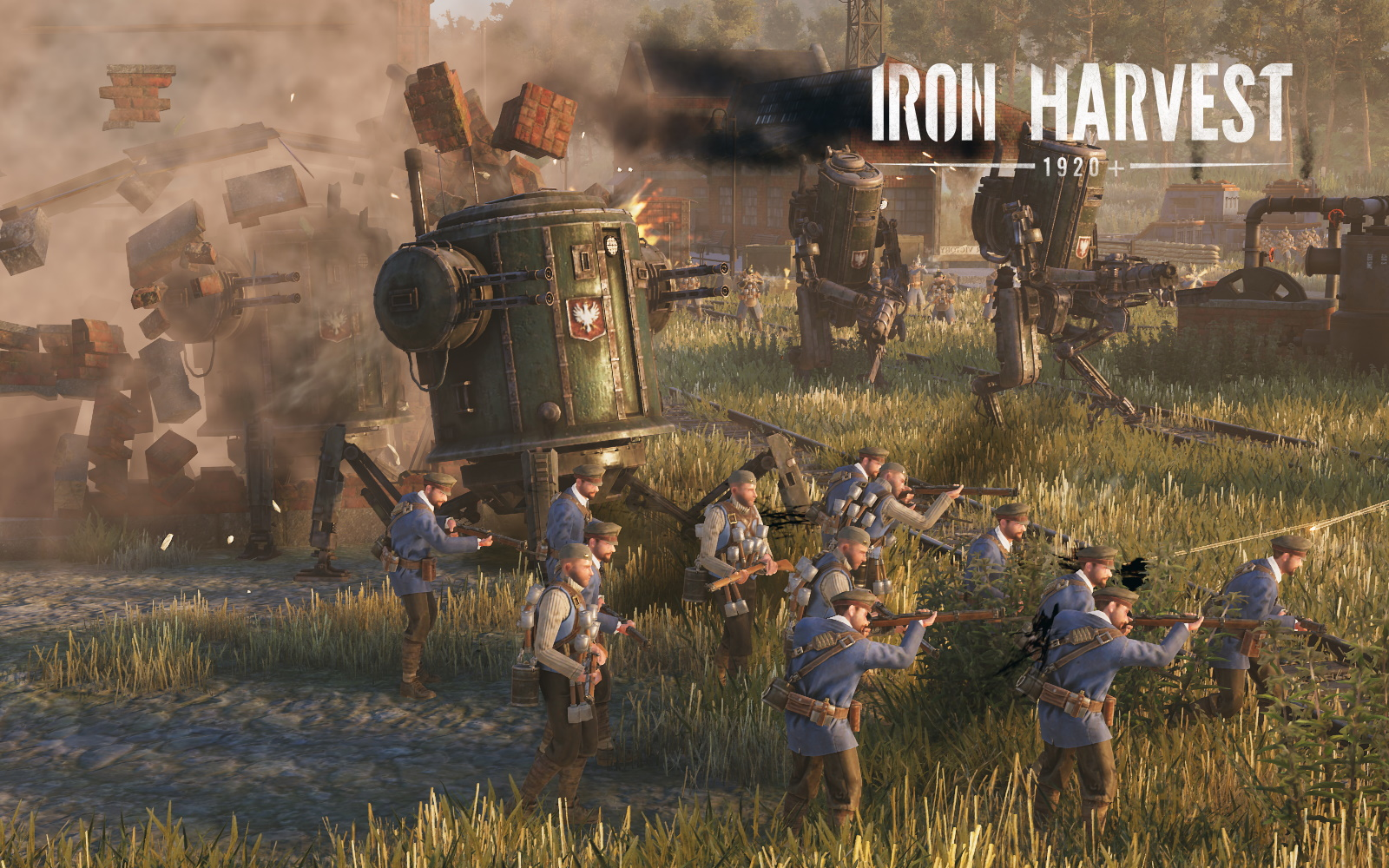 Iron Harvest 1920+ Release A New Faction Feature