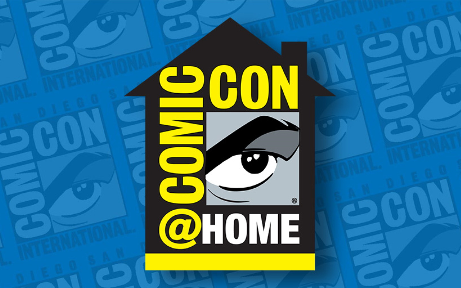 Comic-Con@Home Begins Today!