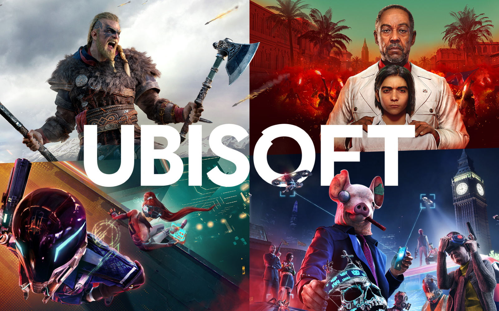All The Ubisoft Forward Announcements