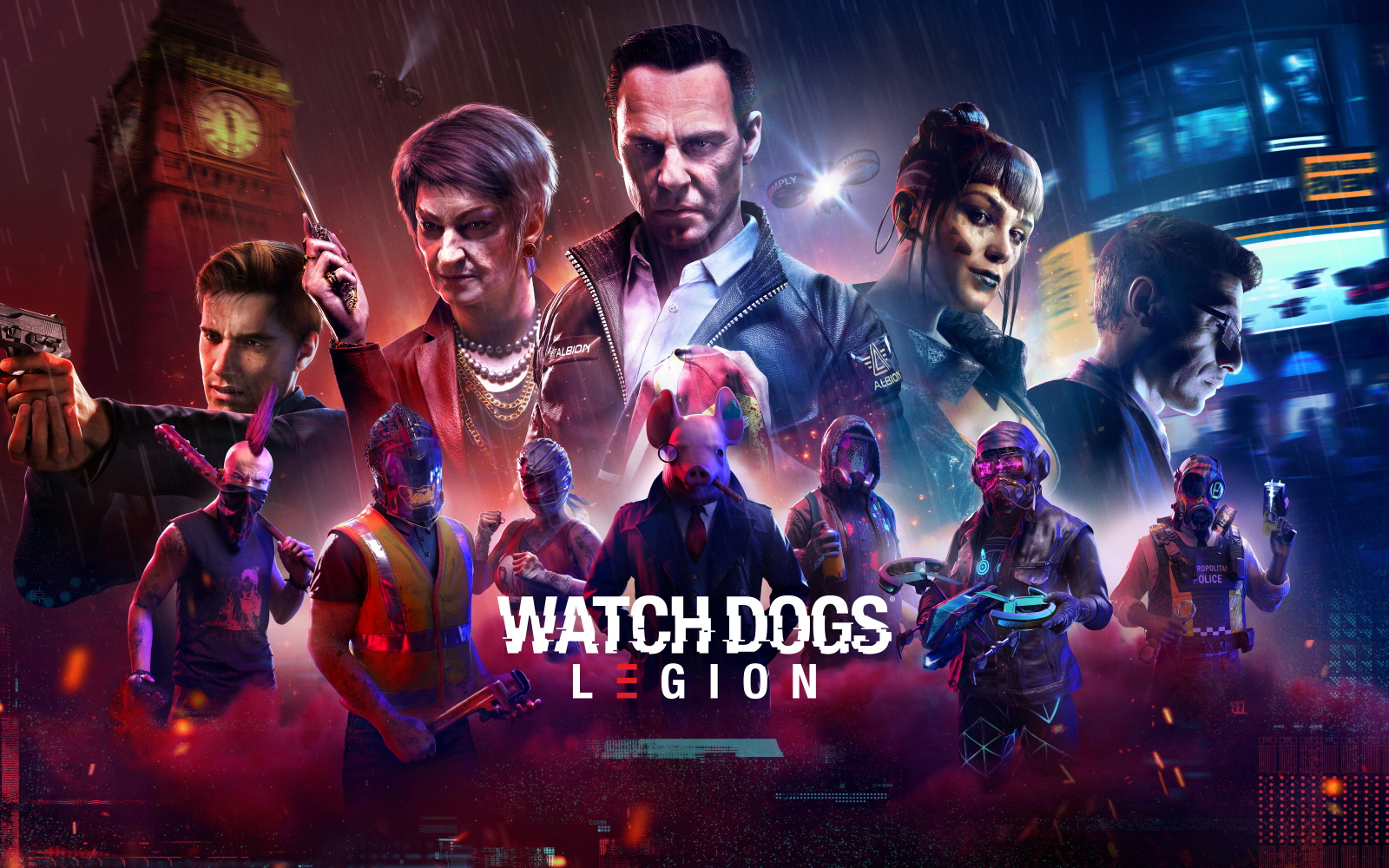 Watch Dog: Legion Gets An October 2020 Release Date