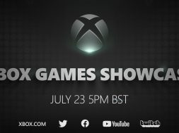 Xbox Series X Showcase Header