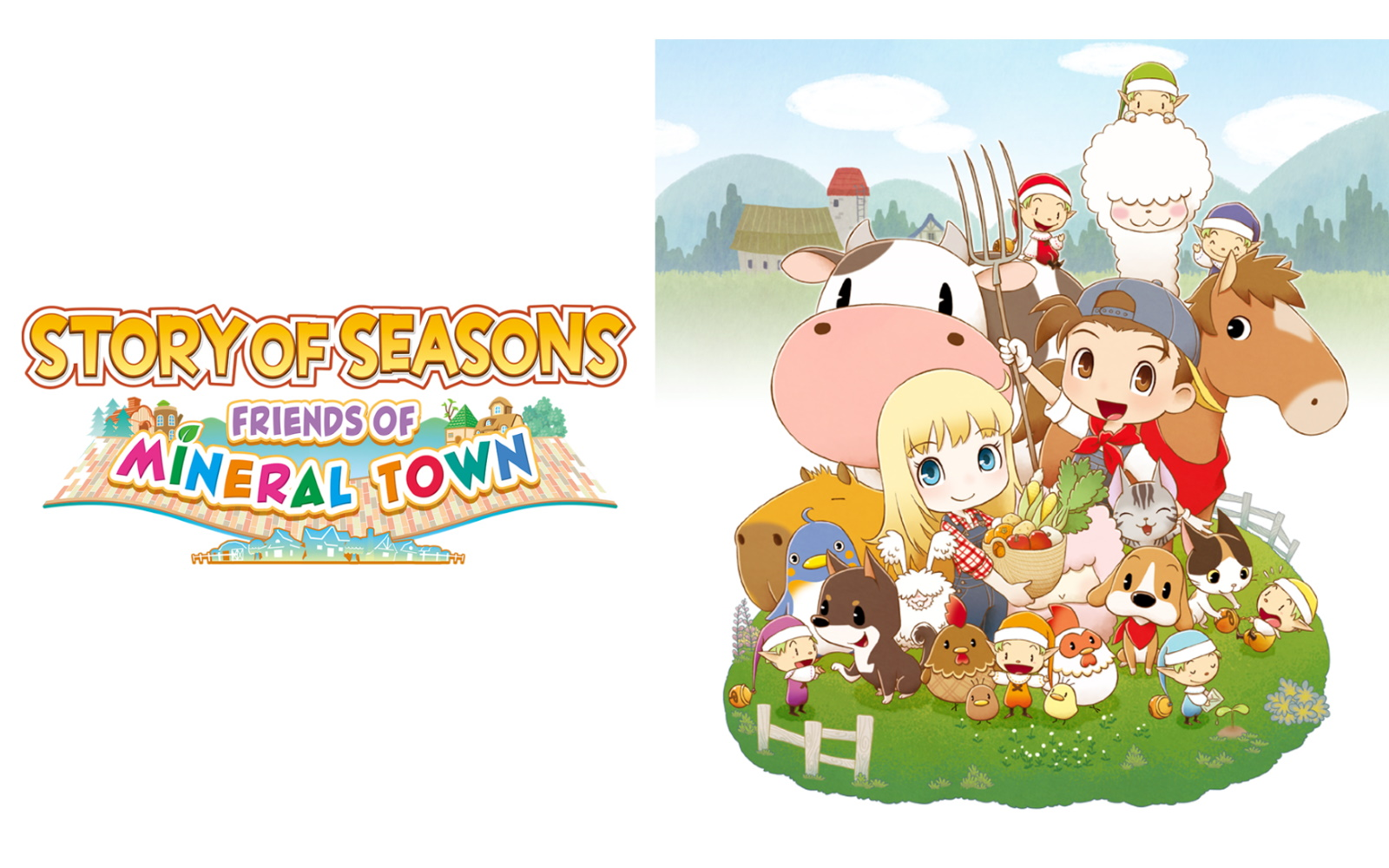 Story of Seasons: Friends of Mineral Town- Review