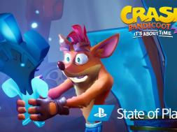 Crash Bandicoot 4 State of Play Header