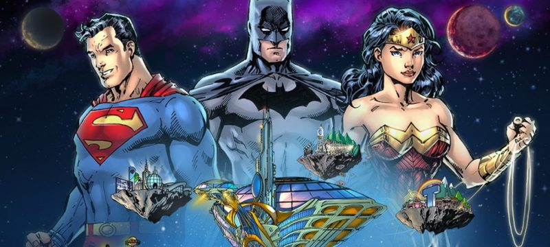 DC FanDome Schedule