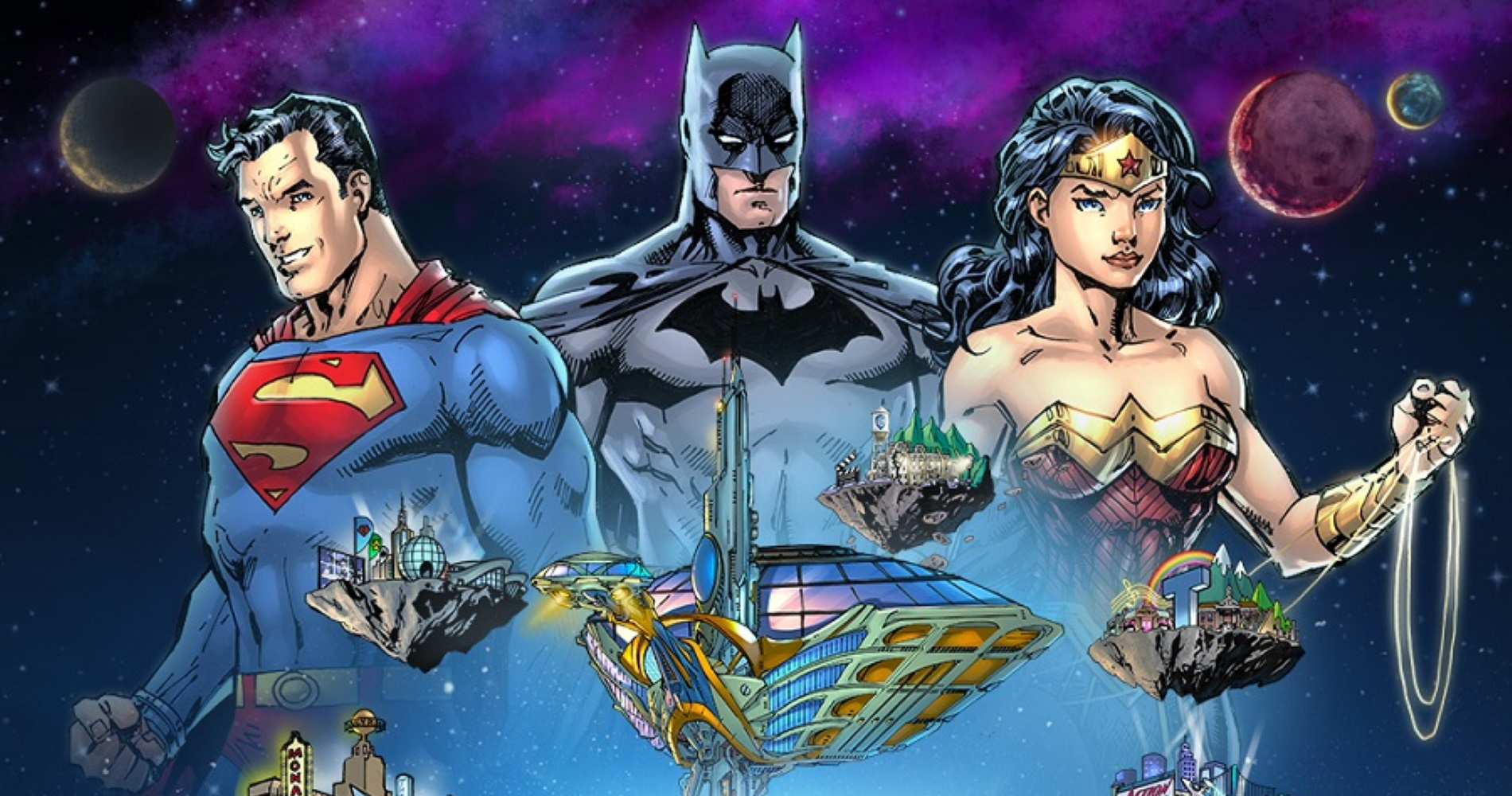 DC FanDome Schedule Now Live And It's Packed With Panels, Announcements & Trailers