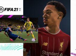FIFA 21 Header