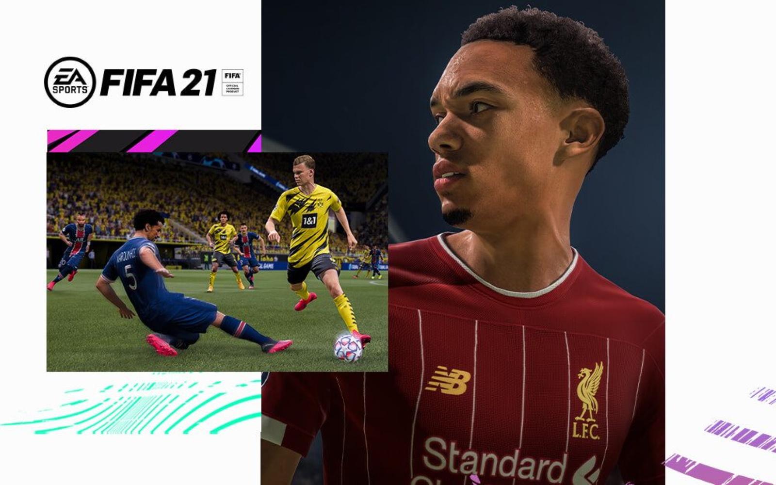 FIFA 21 Gameplay Trailer, Career Mode & FUT Info