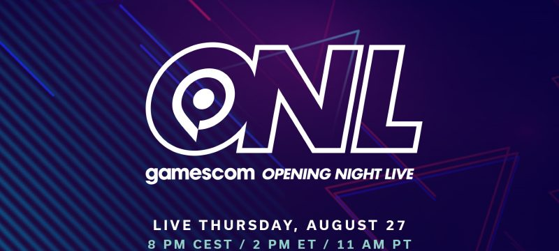 Gamescom 2020 ONL header