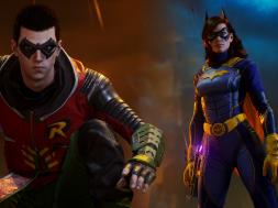 Gotham Knights Header