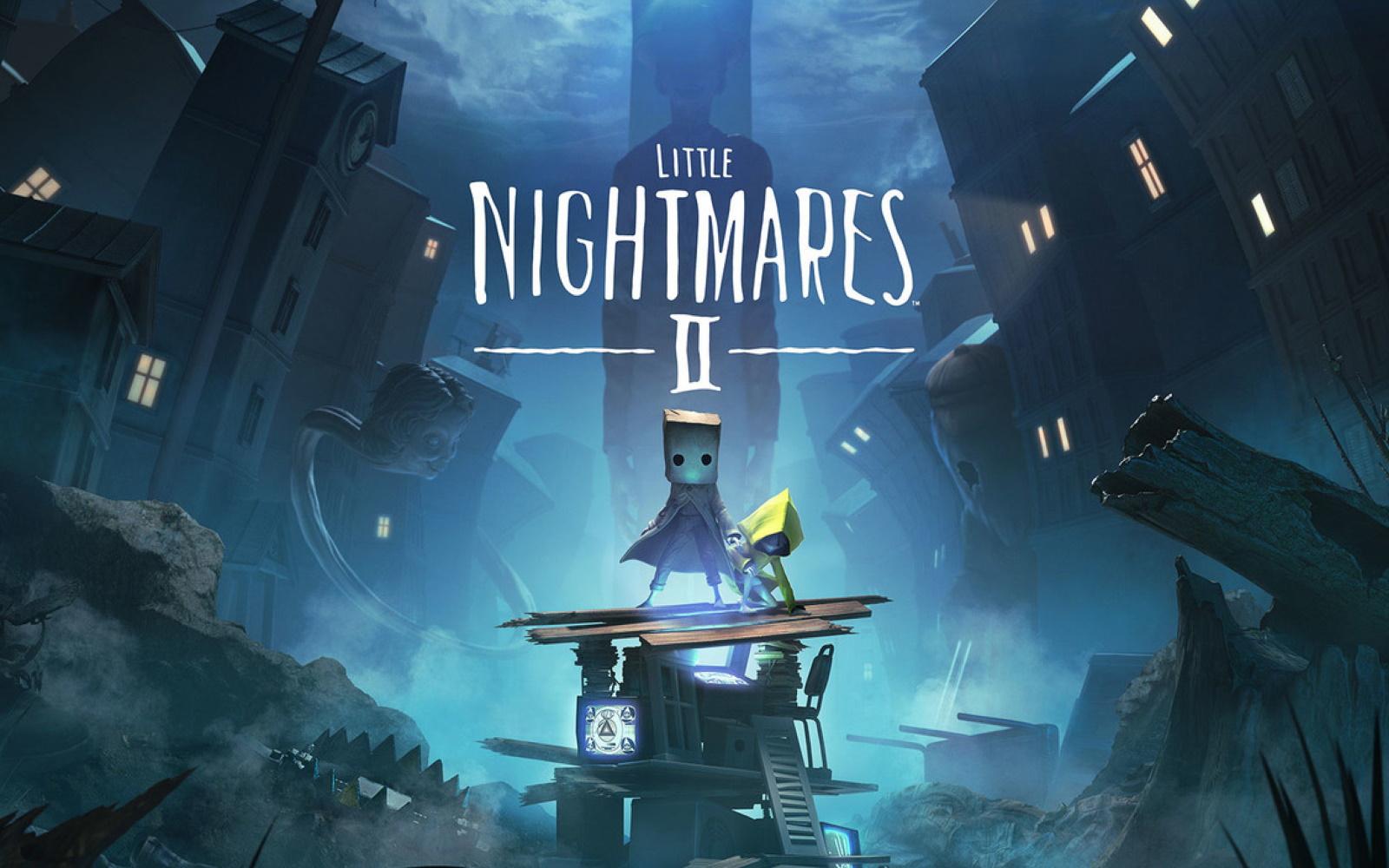Little Nightmares II Trailer & Gameplay From Gamescom