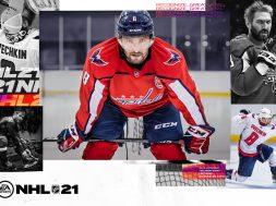 NHL 21 Header