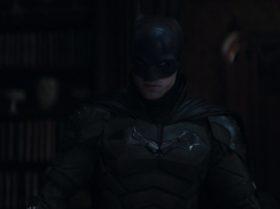 The Batman Trailer header