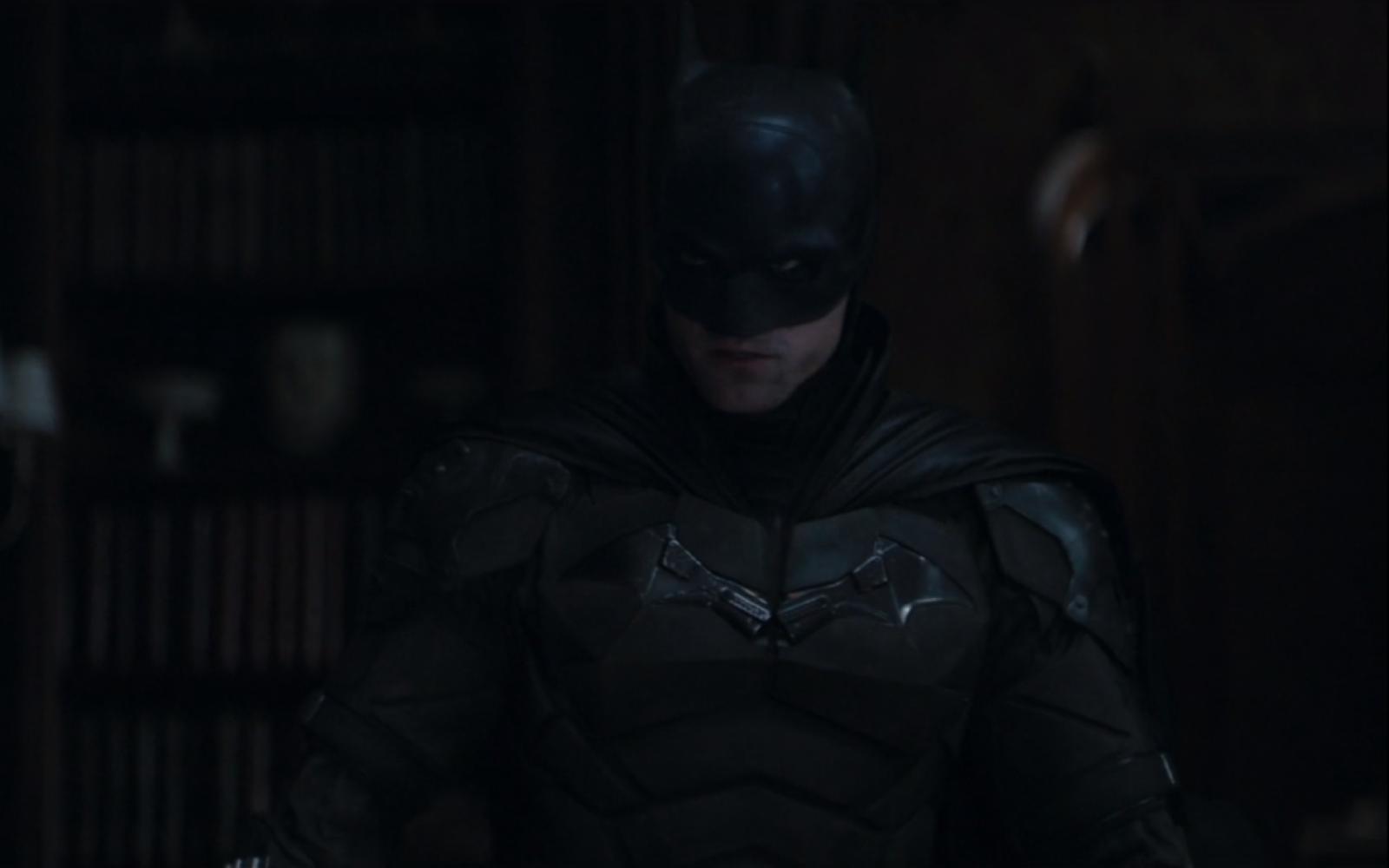 The Batman Gets Its First Trailer
