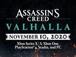 Assassin's Credd Valhalla November 10th Header