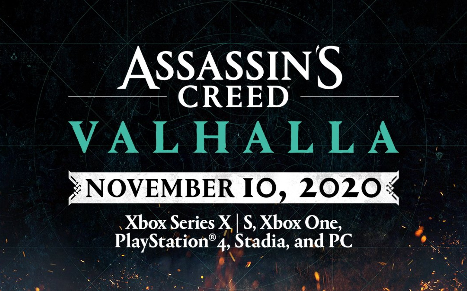 Ubisoft Will Release Assassin's Creed Valhalla & Watch Dogs: Legion For Xbox Series X & Series S On November 10th