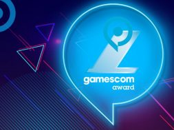 Gamescom 2020 Awards header