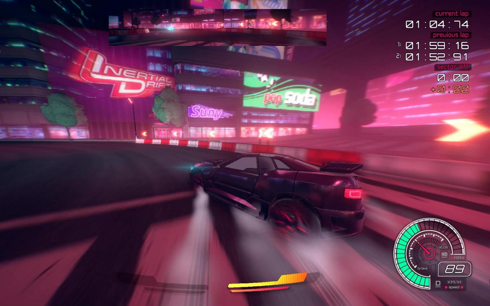 Inertial Drift – Q&A With Dev Team – Level 91 Entertainment