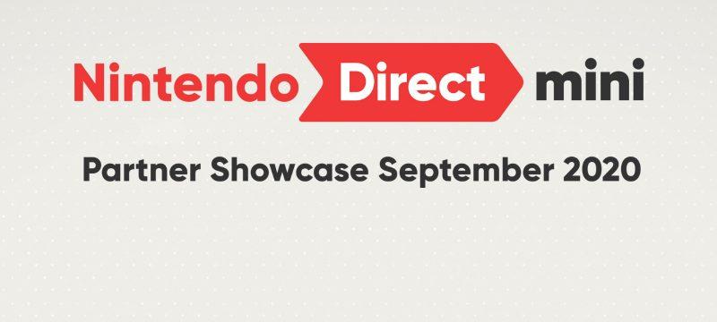 Nintendo Direct Mini September