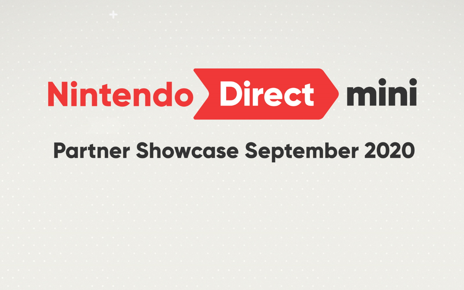 The Next Nintendo Direct Mini To Stream This Week