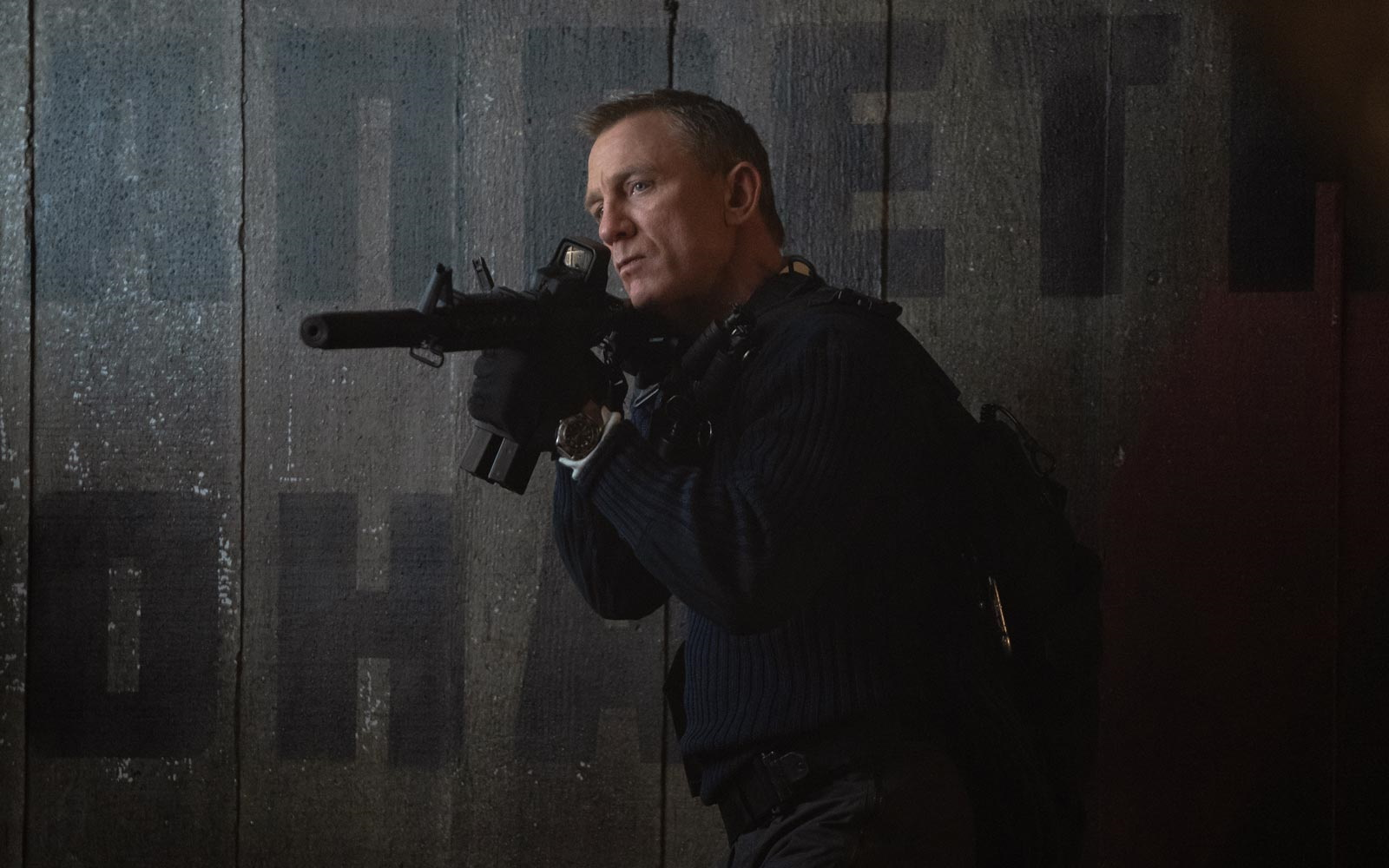 Bond Is Back In The Second Trailer For No Time To Die