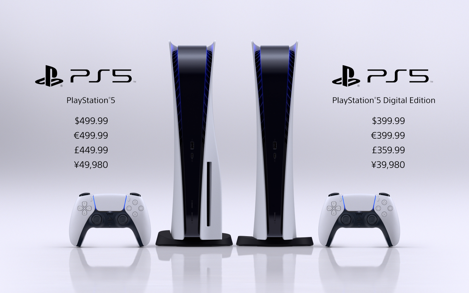 PlayStation 5 Launching From November 12th At €399 & €499. Here's All The Details From The PS5 Showcase