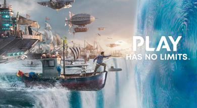 Play has No Limits Header – The Edge Header