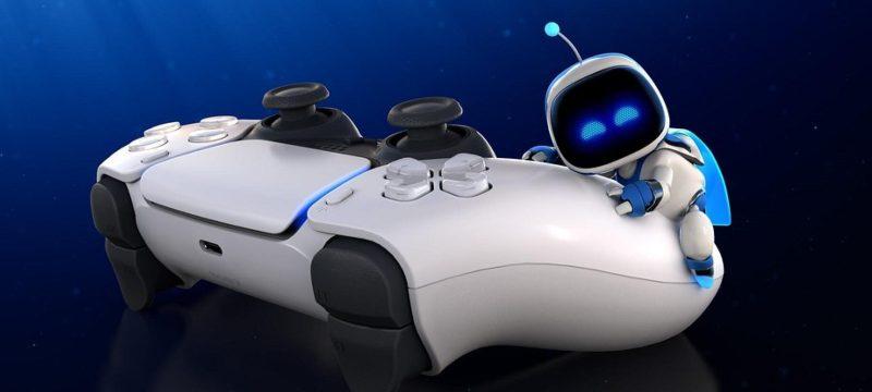 PlayStation 5 DualSense-Astro Header