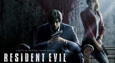 Resident Evil Infinite Darkness Header