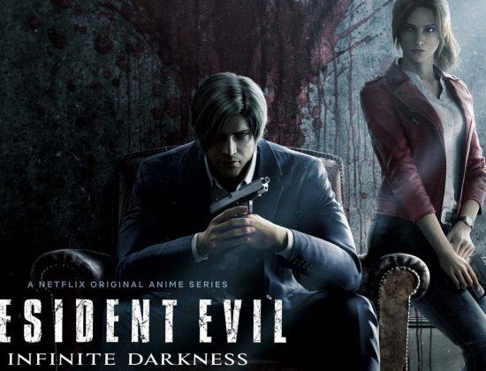Resident Evil Infinite Darkness Header
