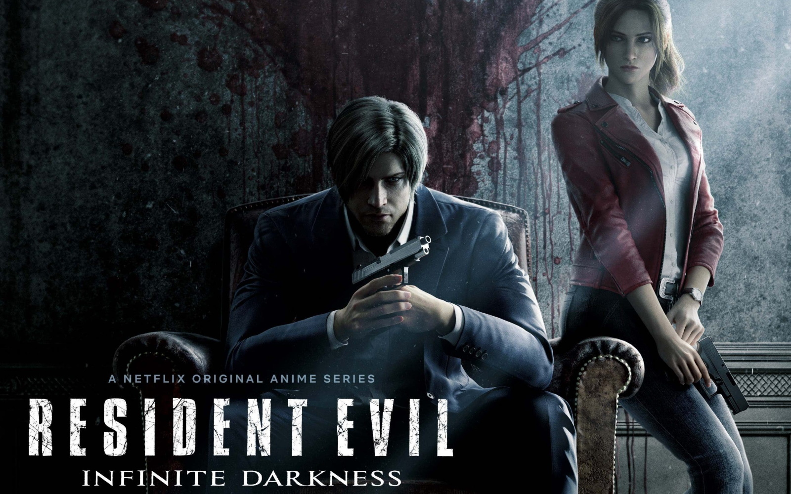 Capcom Announce Resident Evil: Infinite Darkness, A CGI Series Coming To Netflix