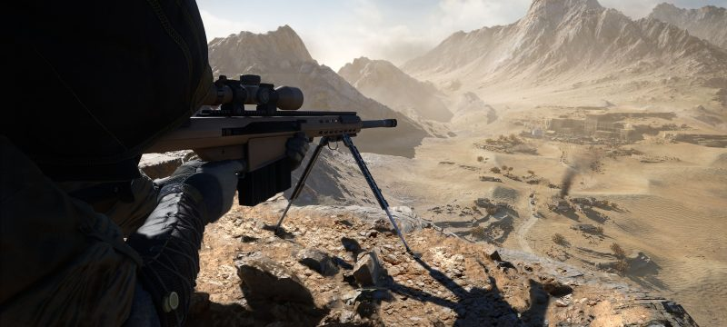 Sniper Ghost Warrior Contracts 2 Header