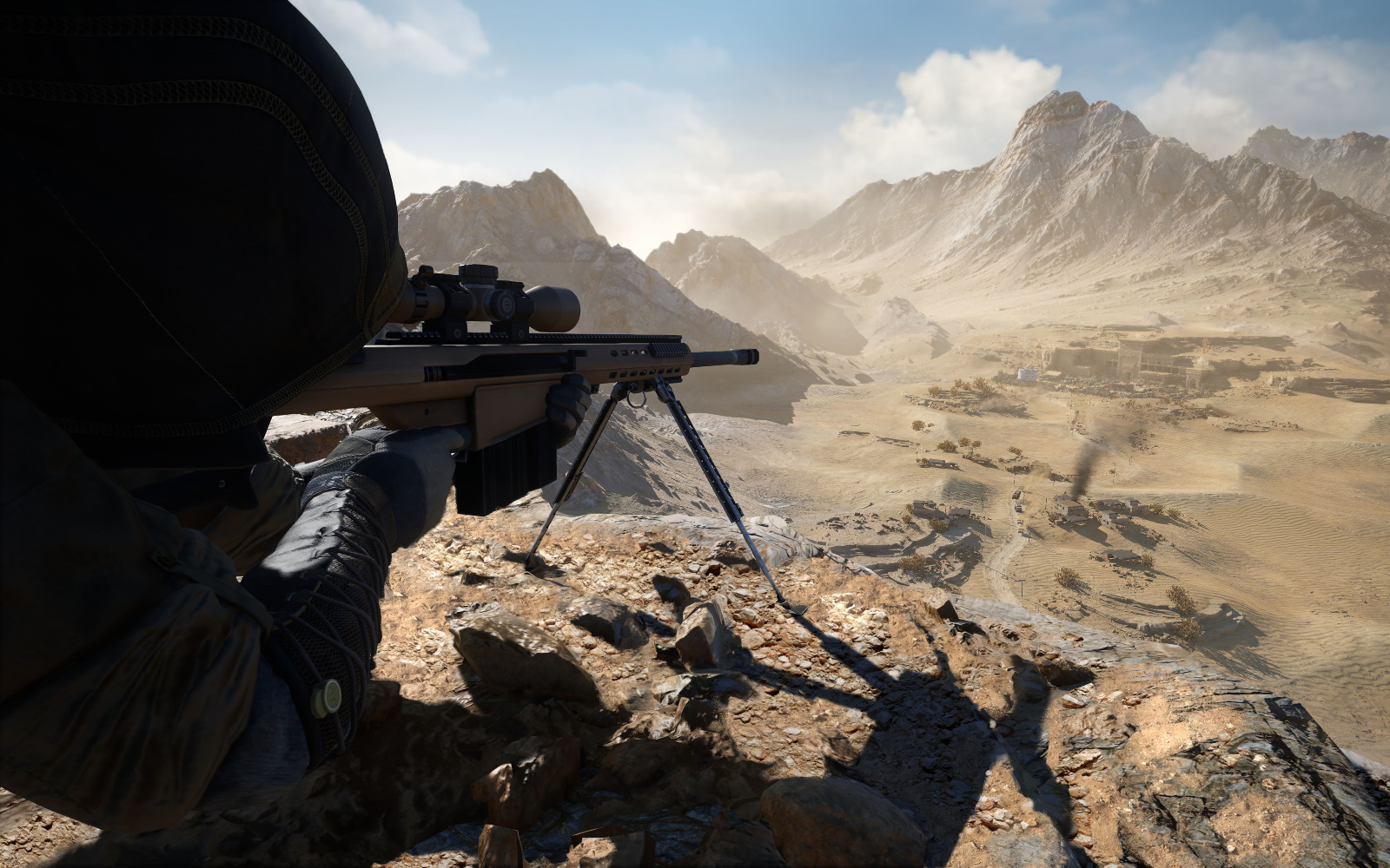 Sniper Ghost Warrior Contracts 2 Gets New In-Engine Teaser Trailer