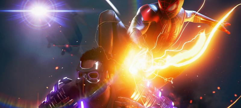 Spider-Man Mile Morales PS5 Header