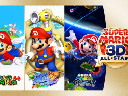 Super Mario 3D All-Stars Header