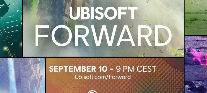 Ubisoft Forward Sept header