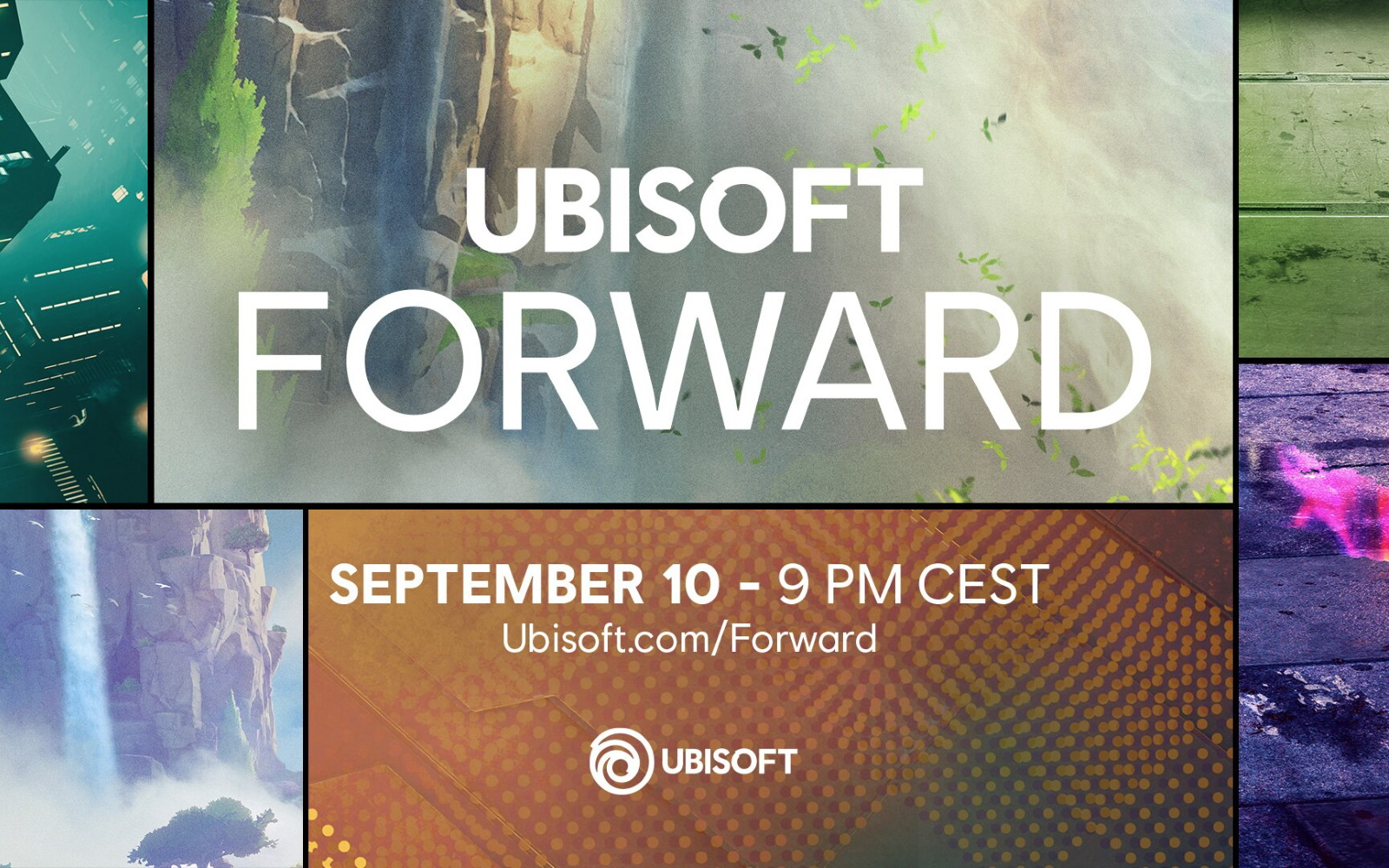 The Next Ubisoft Forward Event Announced For September 10th