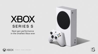 Xbox Series S Header